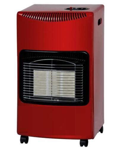 NUOVO CALOR 4.2kw portatile riscaldamento indipendente Armadietto di riscaldamento a gas butano riscaldatori