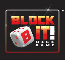 BLOCK IT!     DICE GAME   (TRAVEL SIZE)
