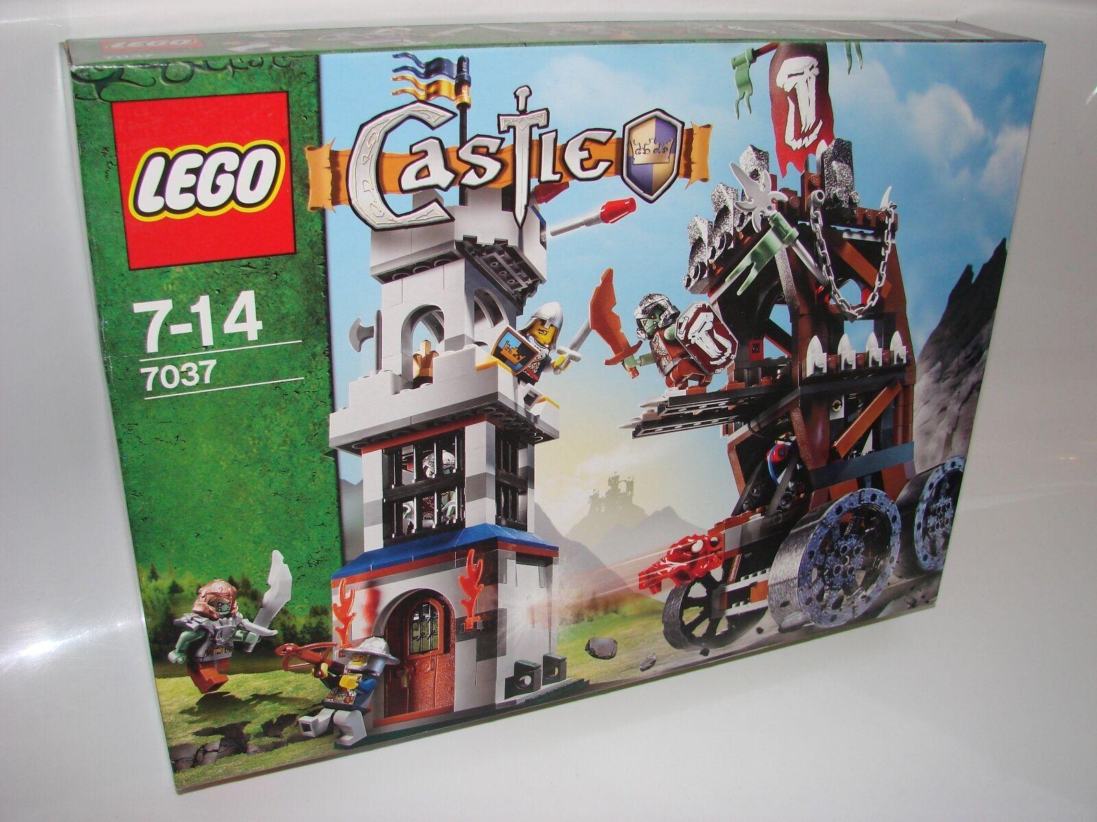 LEGO® Castle 7037 Turmangriff NEU OVP _ Tower Raid NEW NEW NEW MISB NRFB 947b83