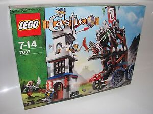 LEGO-Castle-7037-Turmangriff-NEU-OVP-Tower-Raid-NEW-MISB-NRFB