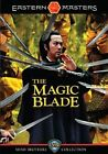 Magic Blade Shaw Bros 0014381319927 With TI Lung DVD Region 1
