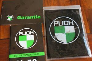 PUCH-X50-Betriebsanleitung-Bedienungsanleitung-Garantie-technische-Daten
