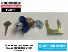 Adrian Steel 29146 0 Push Button Lock Cylinder Amp Key For Floor Drawers