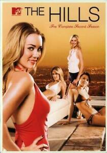 The-Hills-Series-2-The-Complete-2nd-Season-2008-New-UK-Region-2-DVD