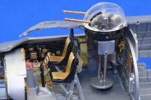 Objectif Eduard 1/48 B-17g Cockpit Interior Pré-peint En Couleur! # 4933-afficher Le Titre D'origine