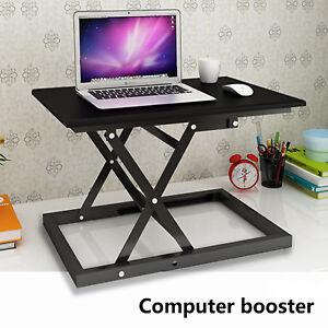 USA-Height-Adjustable-Standing-Desk-Riser-Sit-Stand-up-Computer-Office-Desktop