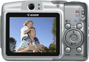 CANON PowerShot A720 IS appareil photo numérique