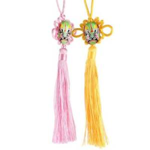Chinese-Knot-Lucky-Beijing-Opera-Mask-Tassel-Home-Hanging-Decor-New-Year-Gift-LA