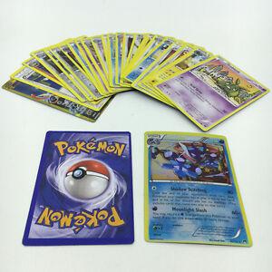 Pokemon TCG :Hot 25 CARD LOT RARE, COM/UNC, HOLO & GUARANTEED EX OR FULL ART