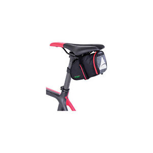 Axiom Seymour Oceanweave Wedge 1.3 H2O Saddle Bag Black