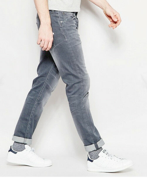 JEANS EDWIN HOMME ED 80 SLIM TAPERED (cs Gris Gris Gris -trip used)   W31 L34  VAL 110€ 21d11b