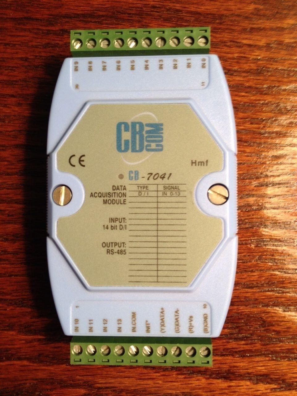 CB-7041 14-Channel Isolated Digital Input Module (CB COM)