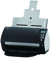 Fujitsu Fi-7160 Pa03670-b055 60 Ppm Usb Color Duplex Scanner 1 Year Warranty