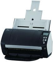 Fujitsu Fi-7160 Pa03670-b055 60 Ppm Usb Color Duplex Scanner 1 Year Warranty