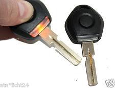 BMW Rohling Gehäuse E31 E39 E38 Z3 3 5 7 E36 E32 E34 Schlüssel LED Licht Light