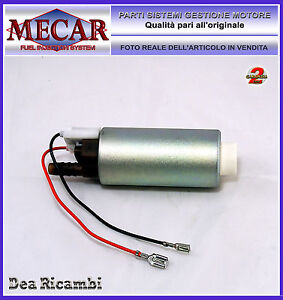 /> FP370 Pompa Carburante Elettrica PEUGEOT 206 2000 2.0 HDI 90 Kw 66 Cv 90 99