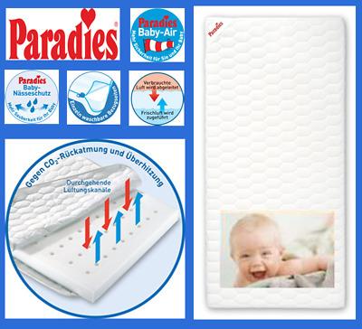 Kindermatratze Paradies Iris Matratze Kinderbett 60x120cm Babymatratze Babybett