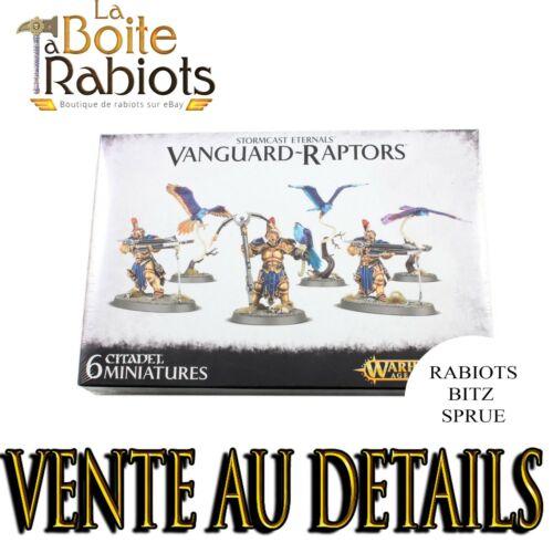Details about  /Warhammer Age Of Sigmar-Stormcast Vanguards-Raptors-Bitz-Bitz-Sprue
