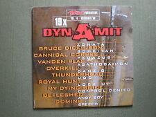 ROCK HARD CD Dynamit Vol. 19 Danzig UDO Overkill Speeed