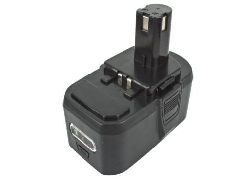 PowerSmart 18V 4000mAh Akku für Ryobi BPL1820 BIW180 CCW-180L CDA1802 CDA18022B