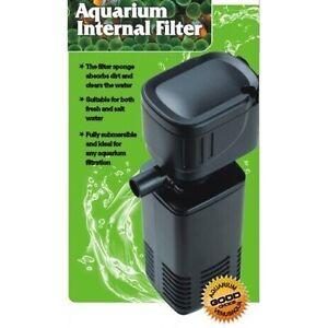 VENUS AQUA Internal Power Filter | Suitable for upto 120L Tank | Aquarium Filter
