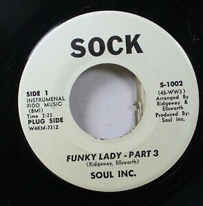 Hear-Funk-45-Soul-Inc-Funky-Lady-Same-On-Sock