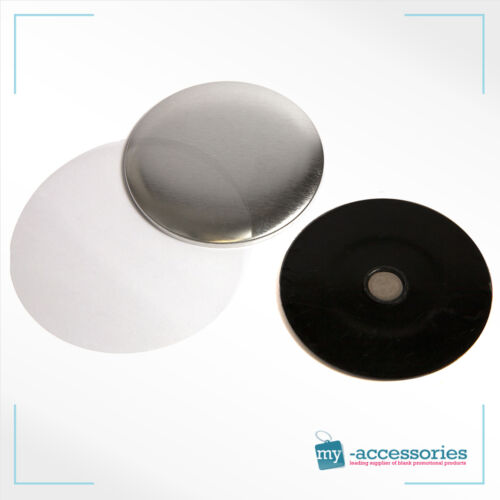 G Series 50mm Magnetic Button Components 100 No 50mm Magnetic Components