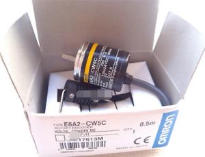 NEW OMRON encoder E6A2-CS5C 300P R free shipping