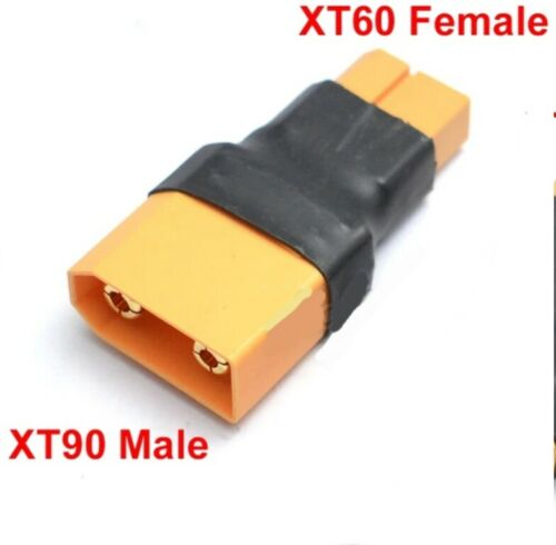 XT90 Male Female to XT60 Male Female Adapter Converter Connect lipo battery RC