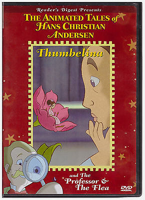 ANIMATED TALES OF HANS CHRISTIAN ANDERSEN THUMBELINA (DVD ...