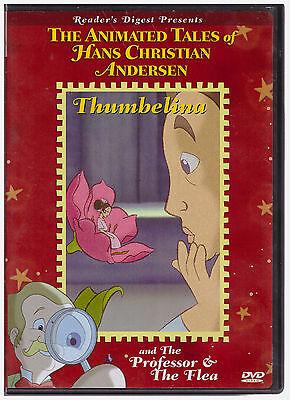 ANIMATED TALES OF HANS CHRISTIAN ANDERSEN THUMBELINA (DVD ...