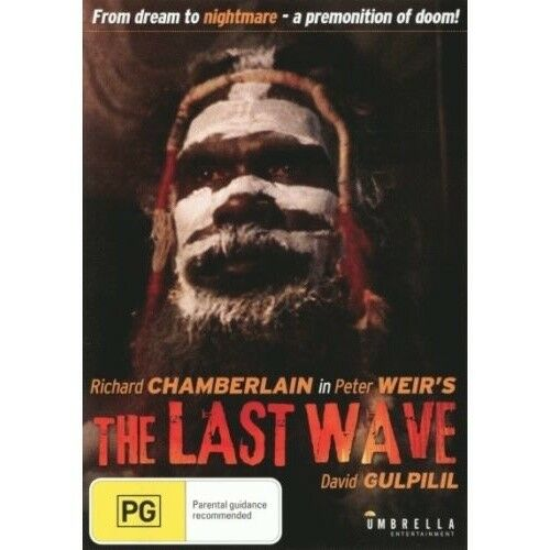 The Last Wave Dvd = Brand New Fast Postage  =