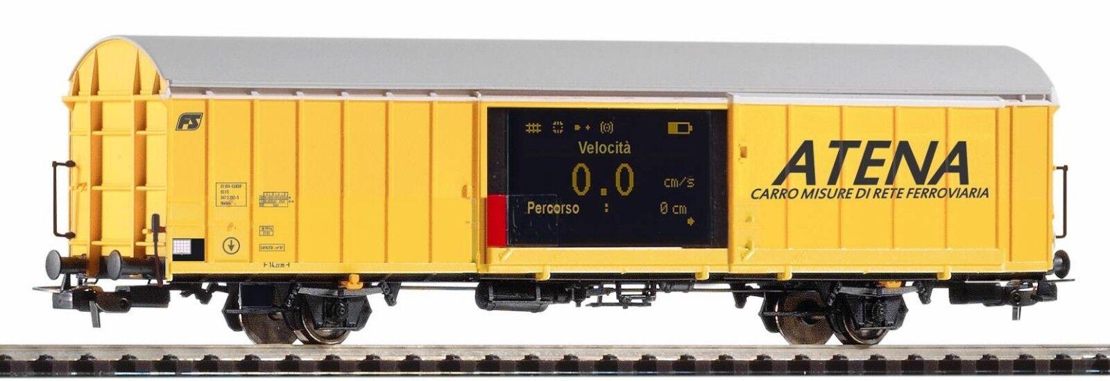 Piko Ho 55057 Vagone Fieristico FS Analogico + Digitale   Nuovo in Scatola