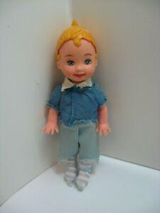 Wizard Of Oz Lollipop Munchkin Tommy Barbie Doll Ebay