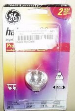 GE 20W 12V MR11 Quartz Halogen Flood Bulb ~ one bulb