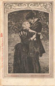 R211317 The Huguenot. Sir John Millais Bart. P. R. A. Tuck. No. 5784. Calendar P