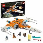 Lego Star Wars Poe Dameron's X-wing Fighter Set 761 Pieces (75273) ✖