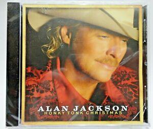 Alan Jackson: Honky Tonk Christmas (567520) Music CD 755174567520 | eBay