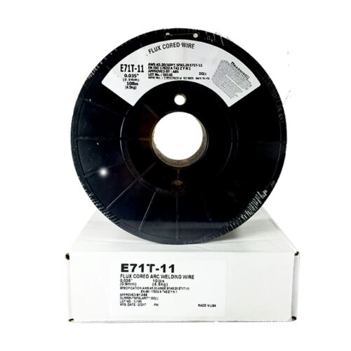 2 x 10lb .035 E71T-11 Flux Cored Gasless Weld Wire USA MADE