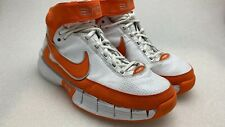 free shipping bd33a ee0a4 item 2 Nike Air Huarache Elite II Shoes 316905-141 Orange White Size 9.5  Family -Nike Air Huarache Elite II Shoes 316905-141 Orange White Size 9.5  Family