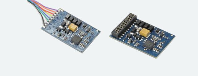 ESU  54611 Lok Pilot V4.0 DCC Digitaldecoder 8 Poliger Stecker nach NEM 652 NEU