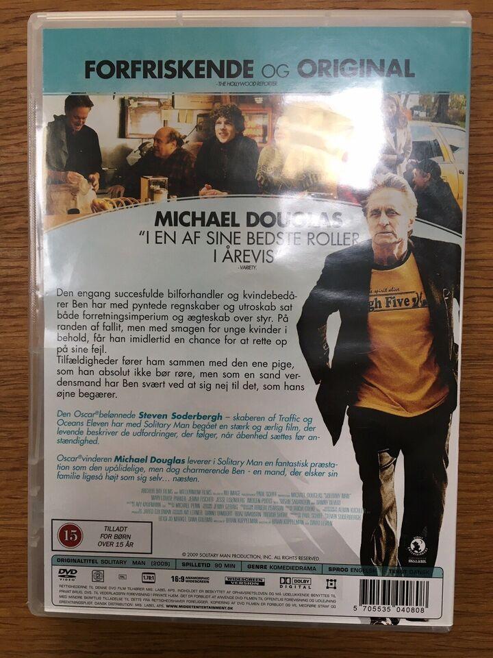 The solitary man, DVD, drama