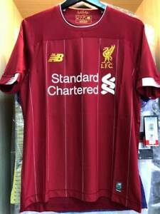 new product 0486a 9c66b Details about Liverpool FC Adult Home Jersey 19/20, BNWT, 100% Original