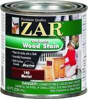 Zar 14006 Merlot Wood Stain, New, Free Shipping on sale