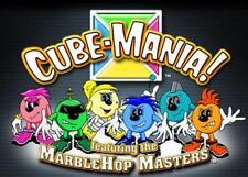 Cube-Mania! PC CD Tetris MarbleHop Masters match falling blocks puzzle game! HTF