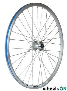 QR 26 inch WheelsON Front Wheel Mountain Bike V-Brakes 36H Silver