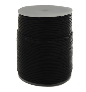 100m-Lederband-2mm-0-35-1m-Farbe-Schwarz-100-Meter-auf-Rolle-Spule