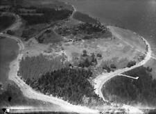 Photo. 1930-1. Sky View Oak Island, Nova Scotia