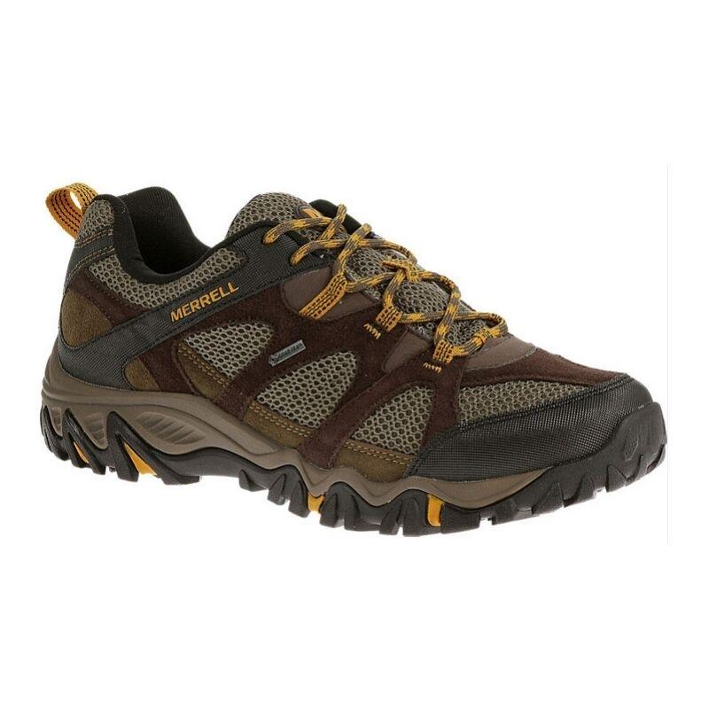 Merrell Rockbit Gore-Tex Walking Boots MenS - BUTTERSCOTCH