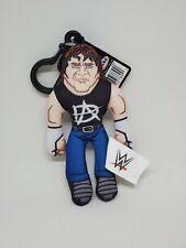 WWE Wrestling Dean Ambrose 5-Inch Plush Clip On